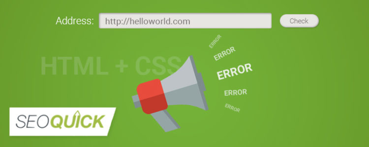 Валидаторы W3C: Проверяем бесплатно контент на CSS и HTML картинка