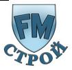 Логотип клиента FM СТРОЙ отзывы Seoquick