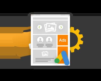 Настройка рекламной кампании в AdWords: КМС и Поиск (Кейс)