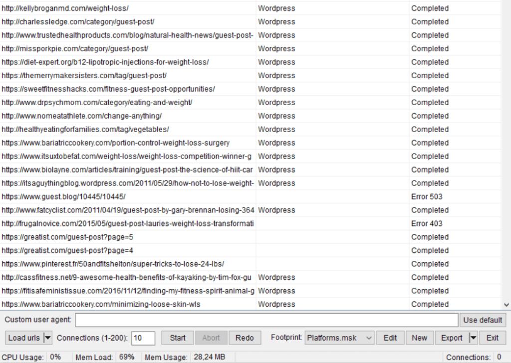 list-of-wordpress