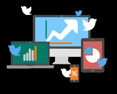 Социальная сеть Твиттер (Twitter) для бизнеса: пособие по маркетингу