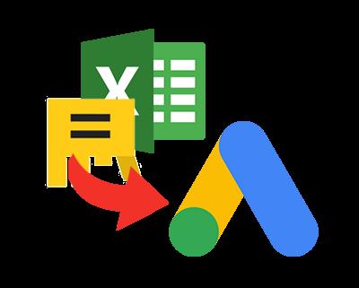 Как создать Excel-файл для переноса кампании: из Яндекс Директ в Google AdWords