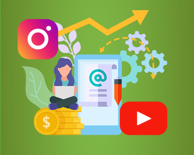 На чем зарабатывают блогеры, ютуберы и новостные порталы?