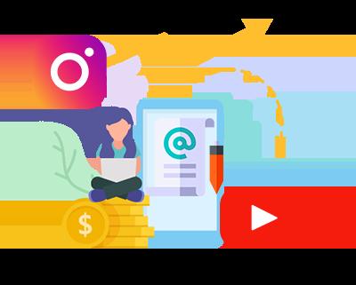 Сколько зарабатывают блогеры Youtube и Instagram: SEOquick