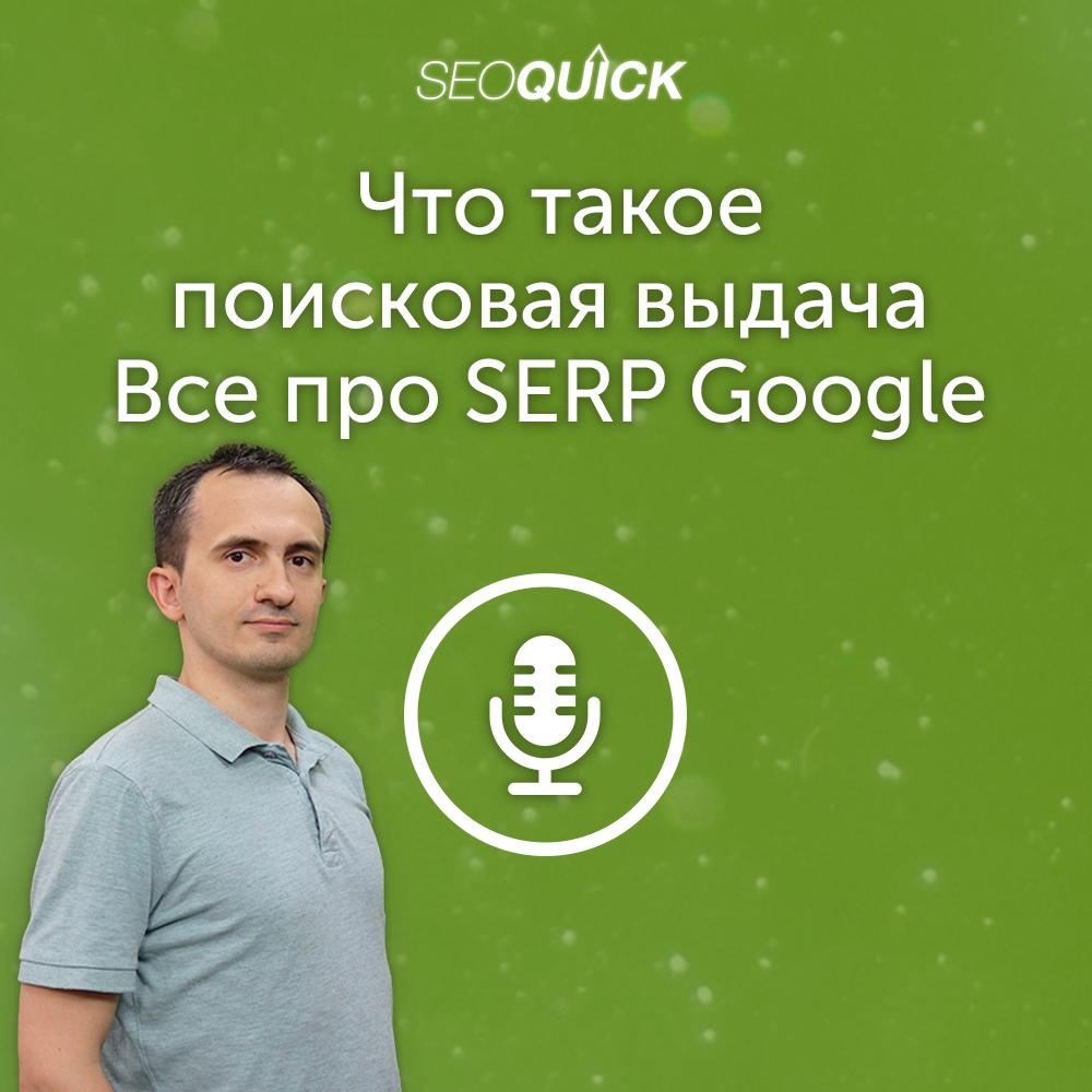 Что такое поисковая выдача - Все про SERP Google